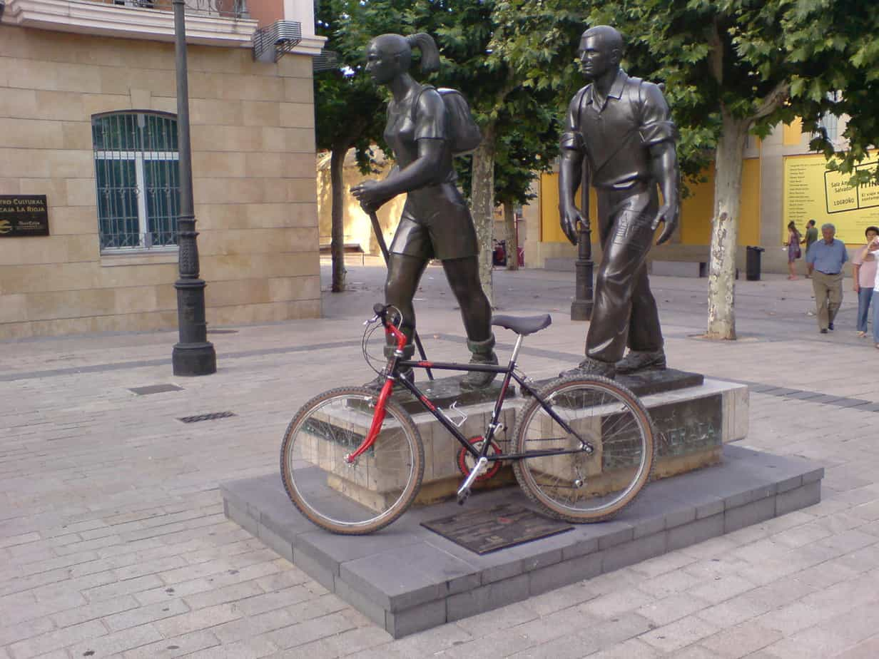 Liberación en el Camino de Santiago