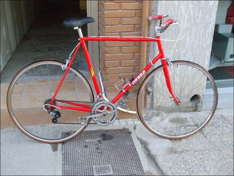 Bici liberada de Carretera en Alcañiz